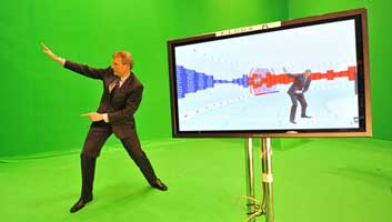 Jeremy Vine election covereage