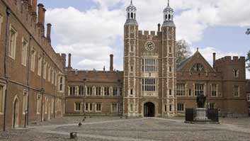 Eton conditional offers