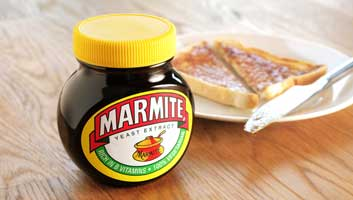 Marmite HQ moving to Europe