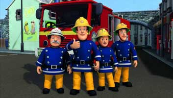 Fireman Sam targeted by ISIS
