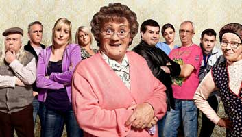 Mrs Brown to get chat show