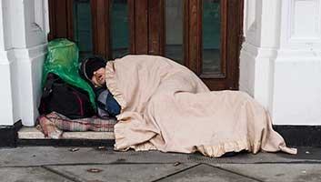 Homelessness this Christmas