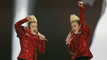 Jedward to perform at Trump inauguration