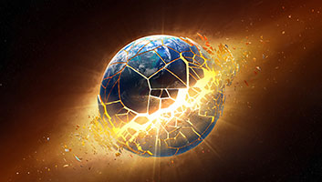 Alderaan explosion an inside job claims Truther