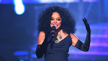 Diana Ross World Cup penalty