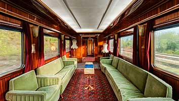 Train carriage for Brexit negotiations