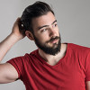 Thumbnail image for Man with nothing interesting to say really showing off his beard on Tinder profile