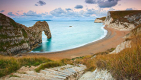 Thumbnail image for Durdle Door applies for French citizenship