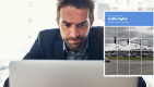 Thumbnail image for Cyclist repeatedly fails Captcha test after failing to identify images with traffic lights
