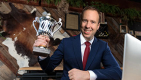 Thumbnail image for Matt Hancock receives 'Best Health Secretary in the Whole World' trophy from his Mum