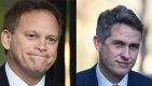 Thumbnail image for Tragic Grant Shapps and Gavin Williamson no longer know who is who