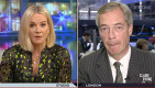Thumbnail image for Pranksters trick Nigel Farage into finally being interviewed by someone with an IQ higher than a whelk