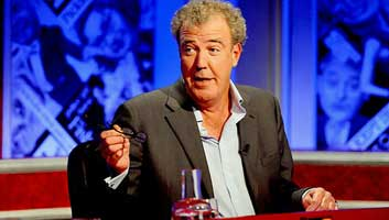 Clarkson on Have I Got News For You