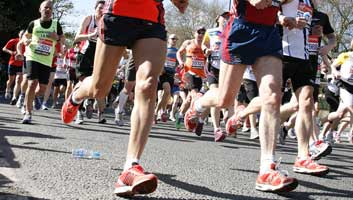 London Marathon property prices