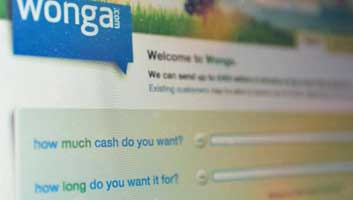 Wonga close to collapse