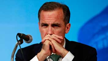 Mark Carney, Bank of England, Euromillions loan