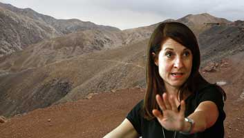 Liz Kendall doctor who companion