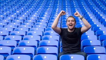 Everton fan happy at prospect of new scapegoat