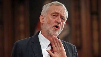 Jeremy Corbyn rules out coaltion with Labour