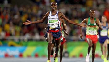 Mo Farah Sports Personality of the Year 2017