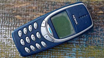 Nokia 3310 indestructable