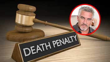 Paul Hollywood death sentence