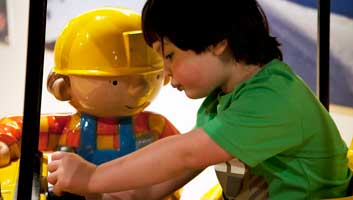 Bob the Builder unrealistic expectations for children
