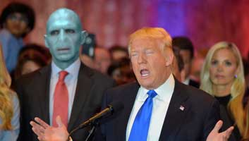 Lord Voldemort becomes US secretary of state