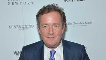 Piers Morgan finally comes out as a twat