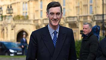 Jacob Rees-Mogg to go to European Court of Justice