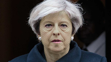 Theresa May to shed winter skin