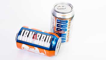 Irn-Bru in Scottish baby boxes