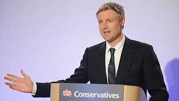 Zac Goldsmith on momentum