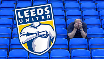 Leeds United new club badge