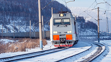Trans Siberian railway trains cancelled due to UK weather