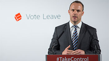 Dominic Raab happy to blow up parliament