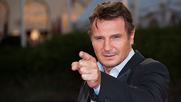 Liam Neeson honesty not the best policy