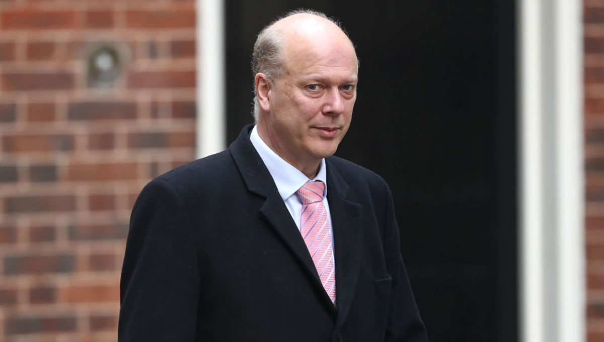 Chris Grayling drugs hell