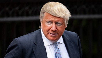 Boris Johnson new haircut