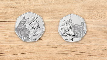 PAddington 50p released