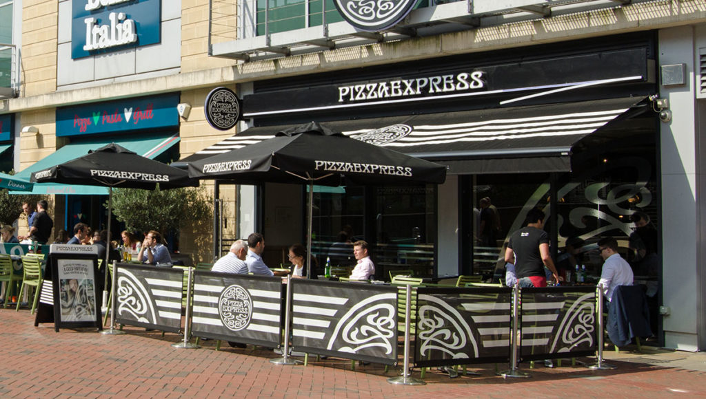 Woking Pizza Express Swift To Publicly Deny Prince Andrew