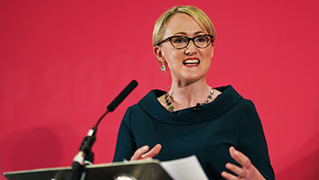 Rebecca Long-Bailey sacked for antisemitism