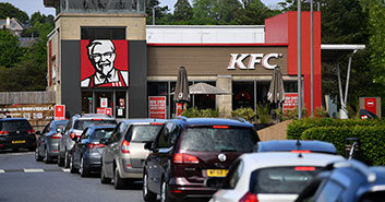 KFC key to successful vaccine rollout